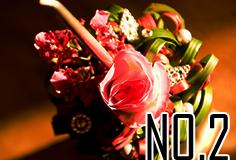 定番のバラの花束