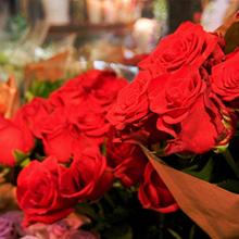 女性が喜ぶ花束