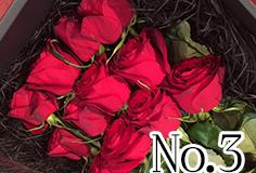 花言葉を意識した花束